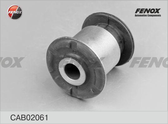 FENOX CAB02061 | сайлентблок рычага переднего нижний!\ VW Touareg 3.2-6.0/2.5TDi-5.0TDi 02> | Купить в интернет-магазине Макс-Плюс: Автозапчасти в наличии и под заказ