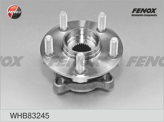 FENOX WHB83245 | Ступица колеса | Купить в интернет-магазине Макс-Плюс: Автозапчасти в наличии и под заказ