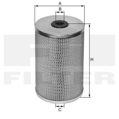 FIL FILTER MF121 | Топливный фильтр | Купить в интернет-магазине Макс-Плюс: Автозапчасти в наличии и под заказ