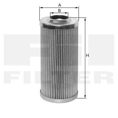 FIL FILTER ML1400MG | фильтр гидравлический, картридж (HF35322) | Купить в интернет-магазине Макс-Плюс: Автозапчасти в наличии и под заказ