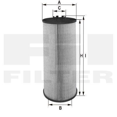 FIL FILTER MLE1349 | Фильтр масляный(элем.) | Купить в интернет-магазине Макс-Плюс: Автозапчасти в наличии и под заказ