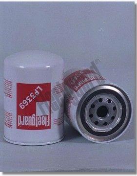FLEETGUARD LF3369 | LF3369 Фильтр масляный | Купить в интернет-магазине Макс-Плюс: Автозапчасти в наличии и под заказ