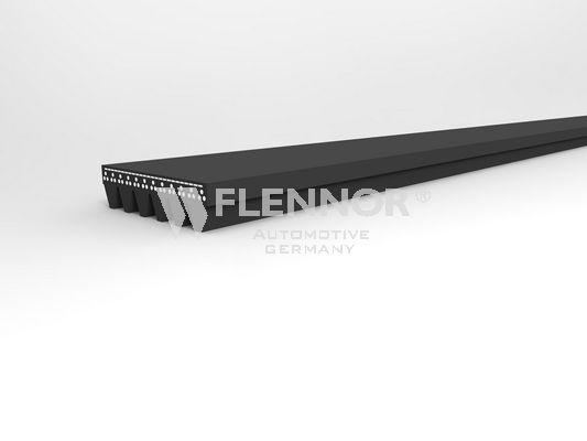 FLENNOR 6PK1613 | Ремень ручейковый | Купить в интернет-магазине Макс-Плюс: Автозапчасти в наличии и под заказ