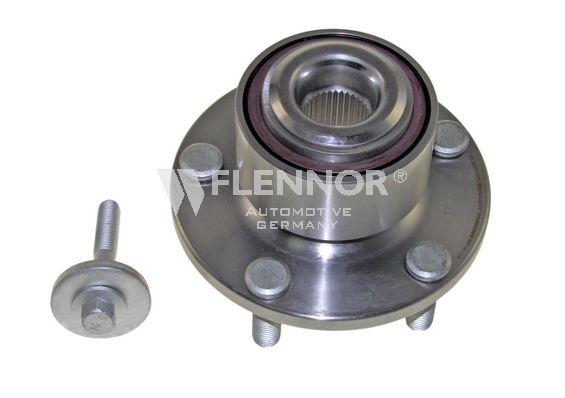 FLENNOR FR390556 | Ступица передняя | Купить в интернет-магазине Макс-Плюс: Автозапчасти в наличии и под заказ