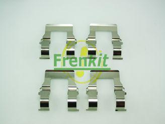 FRENKIT 901194 | Комплект установочный тормозных колодок MITSUBISHI L200 06-96->12-07 OUTLANDER | Купить в интернет-магазине Макс-Плюс: Автозапчасти в наличии и под заказ