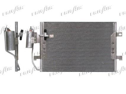 FRIGAIR 08062016   радиатор конд.\ MB Vaneo 1.6/1.9i/1.7CDi 03>   Купить в интернет-магазине Макс-Плюс: Автозапчасти в наличии и под заказ