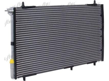 FRIGAIR 08083007   Радиатор кондиционера PSA 206   Купить в интернет-магазине Макс-Плюс: Автозапчасти в наличии и под заказ