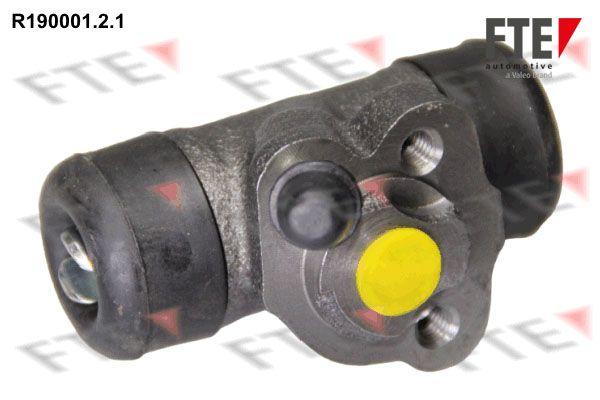 FTE R19000121 | Колесный торм. цил. Re L TO | Купить в интернет-магазине Макс-Плюс: Автозапчасти в наличии и под заказ