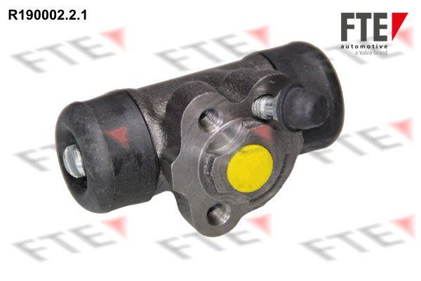 FTE R19000221 | Цилиндр тормозной рабочий | Купить в интернет-магазине Макс-Плюс: Автозапчасти в наличии и под заказ