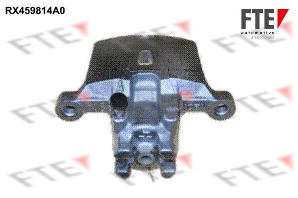 FTE RX459814A0 | Суппорт тормозной MITSUBISHI PAJERO 00- задн.прав. | Купить в интернет-магазине Макс-Плюс: Автозапчасти в наличии и под заказ