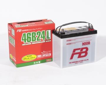 FURUKAWA BATTERY 46B24L | Аккумулятор FB SUPER NOVA   | Купить в интернет-магазине Макс-Плюс: Автозапчасти в наличии и под заказ