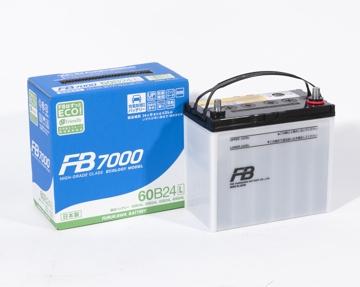 FURUKAWA BATTERY 60B24L | Аккумулятор FB7000 | Купить в интернет-магазине Макс-Плюс: Автозапчасти в наличии и под заказ
