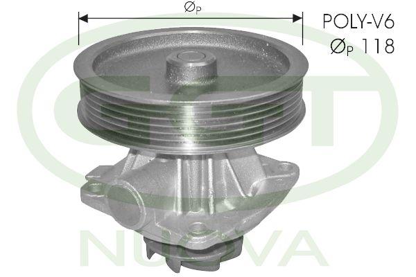 GGT PA10926 | помпа водяная | Купить в интернет-магазине Макс-Плюс: Автозапчасти в наличии и под заказ