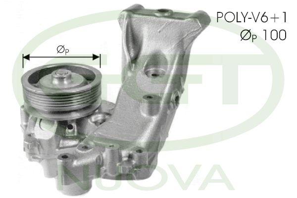 GGT PA11046 | помпа водяная | Купить в интернет-магазине Макс-Плюс: Автозапчасти в наличии и под заказ