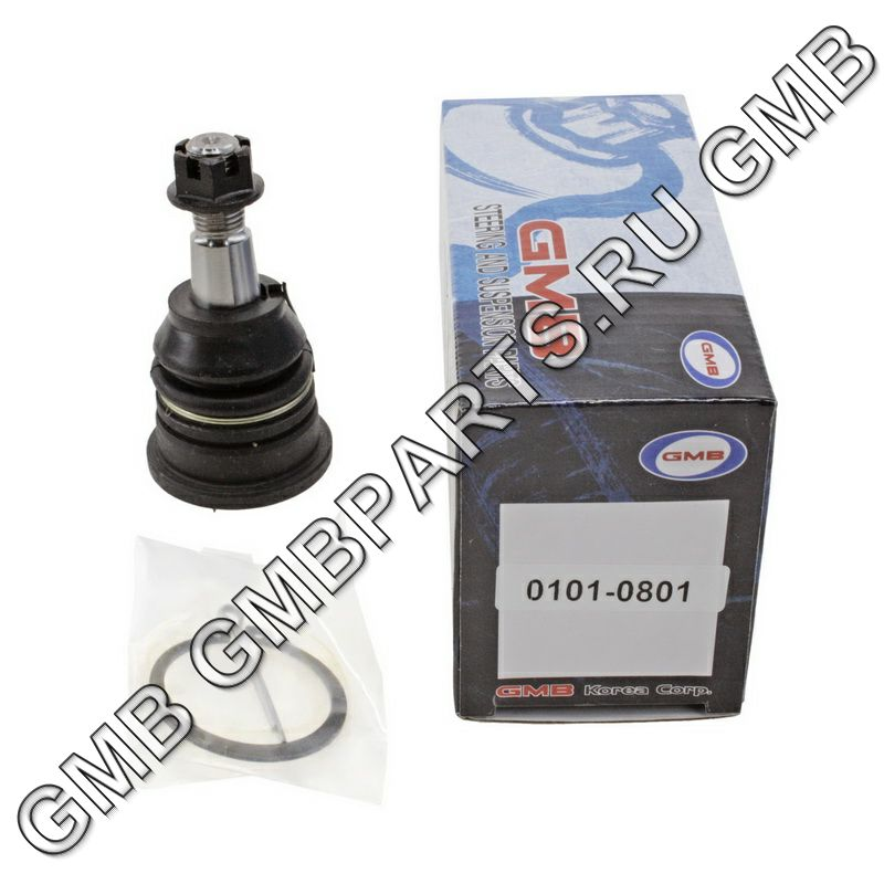 GMB 01010801 | Шаровая опора, верхняя CBT48 | Купить в интернет-магазине Макс-Плюс: Автозапчасти в наличии и под заказ