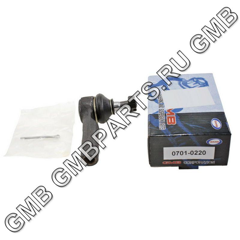 GMB 07010220   Наконечник рулевой, внешний CET59   Купить в интернет-магазине Макс-Плюс: Автозапчасти в наличии и под заказ
