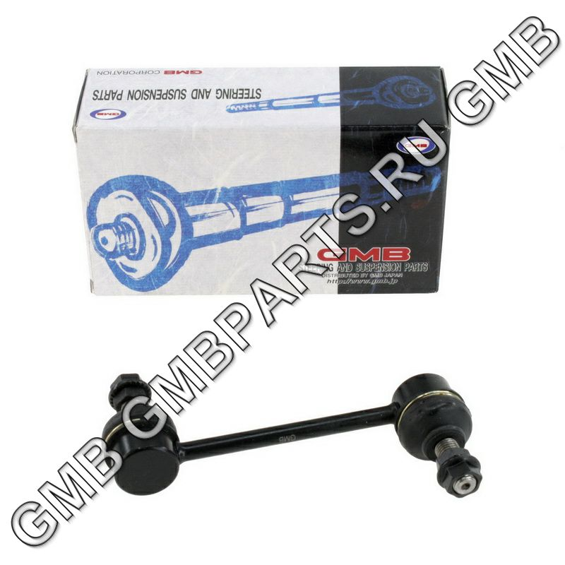 GMB 10040340 | Тяга стабилизатора передн.подвески L/R | Купить в интернет-магазине Макс-Плюс: Автозапчасти в наличии и под заказ