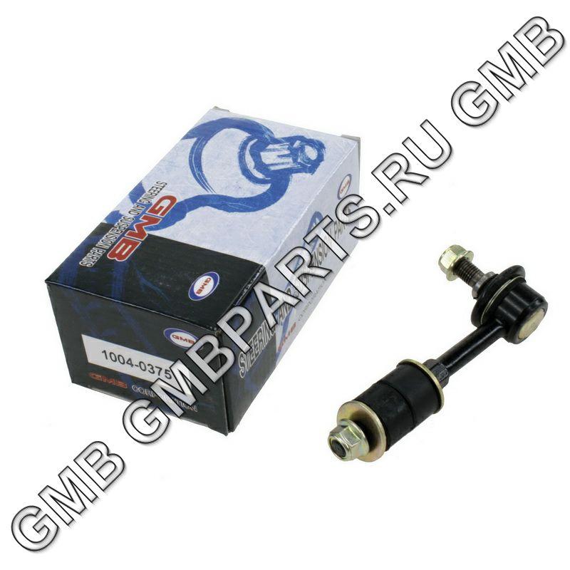 GMB 10040375 | Стойка стабилизатора, задняя CLM18 | Купить в интернет-магазине Макс-Плюс: Автозапчасти в наличии и под заказ