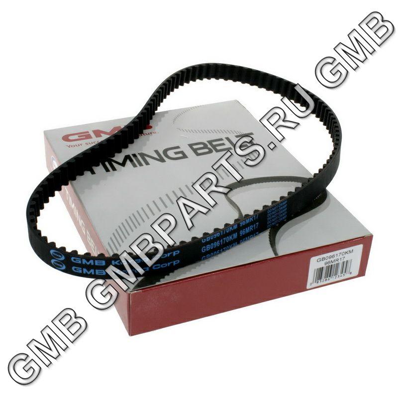 GMB GB096170KM | Ремень ГРМ | Купить в интернет-магазине Макс-Плюс: Автозапчасти в наличии и под заказ