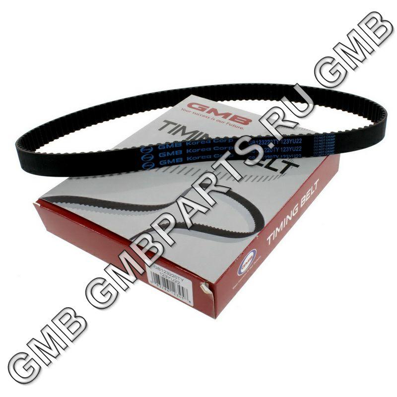 GMB GB123220TY | Ремень ГРМ | Купить в интернет-магазине Макс-Плюс: Автозапчасти в наличии и под заказ