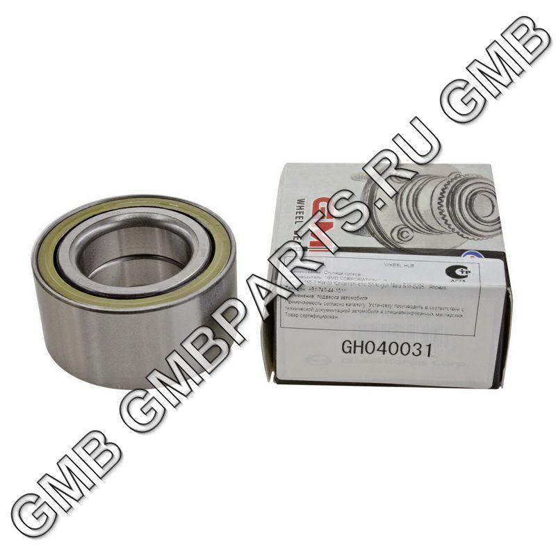 GMB GH040031 | Подшипник, задний | Купить в интернет-магазине Макс-Плюс: Автозапчасти в наличии и под заказ