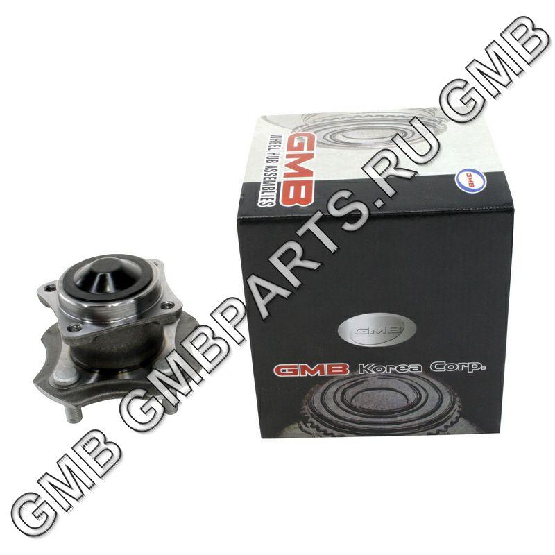 GMB GH32580 | Ступица TOYOTA Corolla (02-) задняя в сборе GMB | Купить в интернет-магазине Макс-Плюс: Автозапчасти в наличии и под заказ