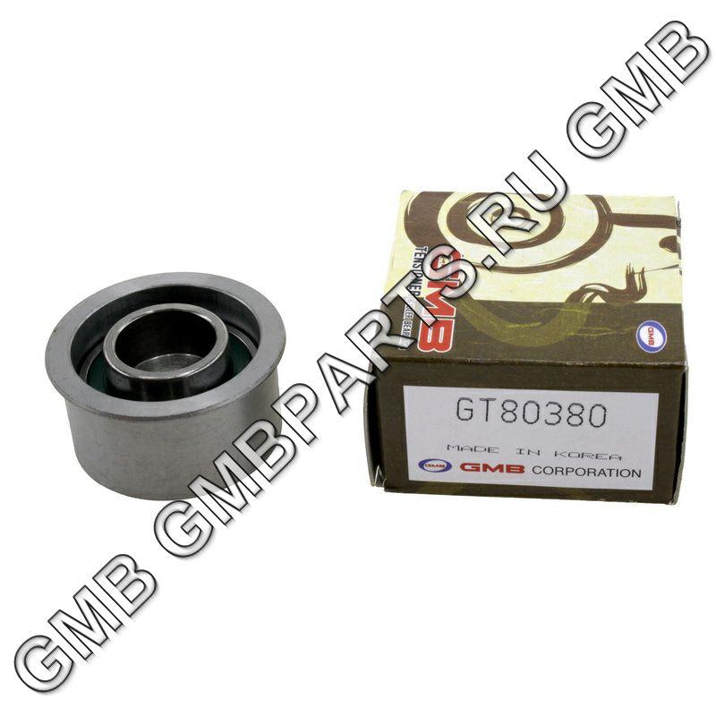 GMB GT80380 | Ролик ГРМ (обводной) | Купить в интернет-магазине Макс-Плюс: Автозапчасти в наличии и под заказ