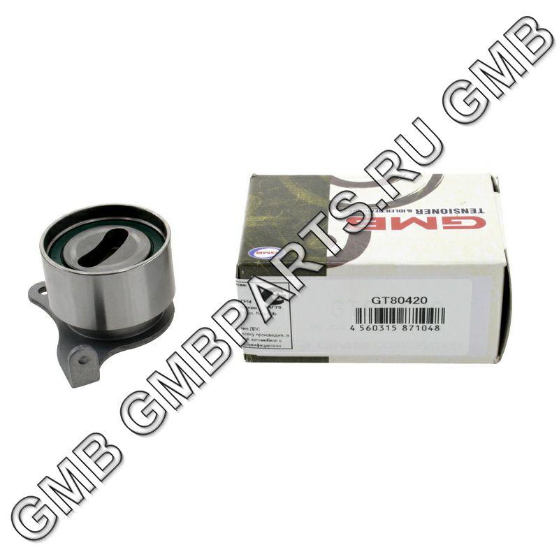 GMB GT80420 | Ролик ГРМ (натяжной) | Купить в интернет-магазине Макс-Плюс: Автозапчасти в наличии и под заказ