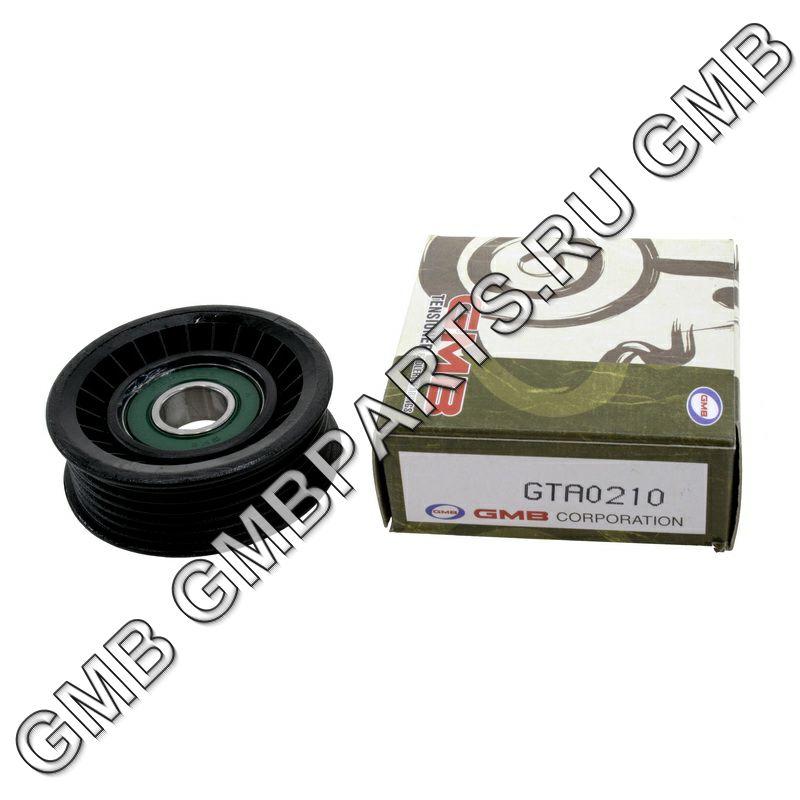 GMB GTA0210 | Ролик натяжителя | Купить в интернет-магазине Макс-Плюс: Автозапчасти в наличии и под заказ