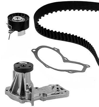 GRAF kp9901 | Комплект ремня ГРМ с вод.насосом | Купить в интернет-магазине Макс-Плюс: Автозапчасти в наличии и под заказ