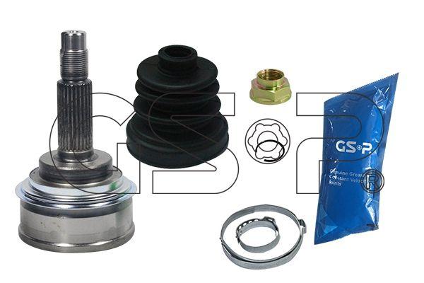 GSP 859003 | Шрус(смазка,пыльник,хомуты,стопорное кольцо) | Купить в интернет-магазине Макс-Плюс: Автозапчасти в наличии и под заказ
