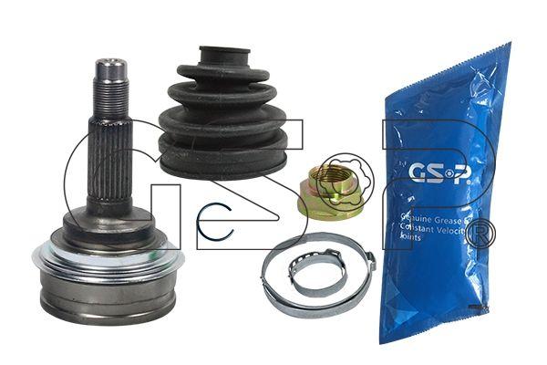 GSP 859203 | Шрус(смазка,пыльник,хомуты,стопорное кольцо) | Купить в интернет-магазине Макс-Плюс: Автозапчасти в наличии и под заказ