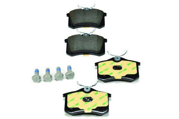 HELLA 8DB355017711 | Колодки тормозные дисковые | Купить в интернет-магазине Макс-Плюс: Автозапчасти в наличии и под заказ