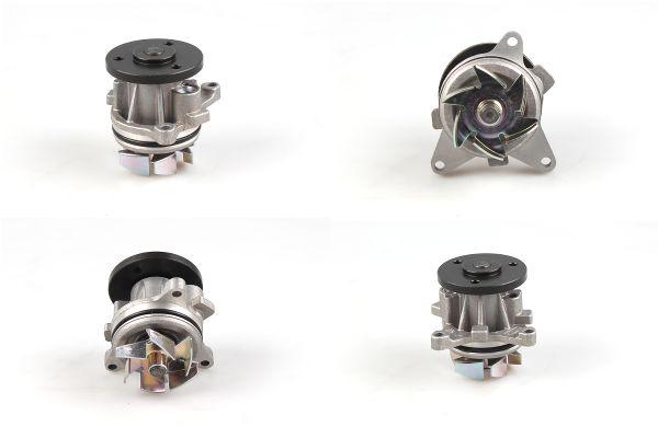 HEPU P251 | Насос водяной FORD/MAZDA/VOLVO FOCUS/MONDEO/S-MAX/3/5/6/CX7/MPV/MX-5/C30/S40/S80/V50/V70 00- 1.8/2.0 | Купить в интернет-магазине Макс-Плюс: Автозапчасти в наличии и под заказ