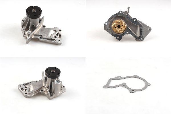 HEPU P255 | помпа!\ Ford C-max/Fiesta/Focus/Fusion/Mondeo, Mazda 2 1.25-1.6i 95> | Купить в интернет-магазине Макс-Плюс: Автозапчасти в наличии и под заказ