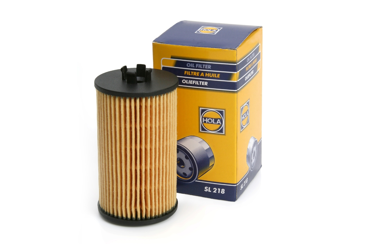 HOLA SL218 | Картридж масляного фильтра Opel Astra H 1.4, 1.6-1.8, Corsa C 1.6 | Купить в интернет-магазине Макс-Плюс: Автозапчасти в наличии и под заказ