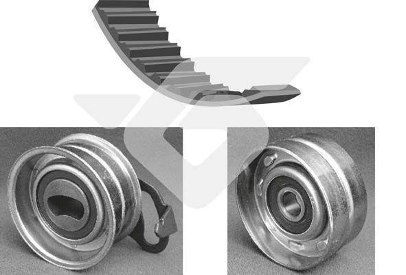 HUTCHINSON KH174 | Комплект ремня ГРМ | Купить в интернет-магазине Макс-Плюс: Автозапчасти в наличии и под заказ