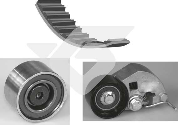 HUTCHINSON KH361 | Комплект ремня | Купить в интернет-магазине Макс-Плюс: Автозапчасти в наличии и под заказ