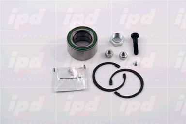 IPD 301016 | Комплект подшипника ступицы колеса | Купить в интернет-магазине Макс-Плюс: Автозапчасти в наличии и под заказ
