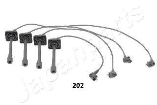 JAPANPARTS IC202 | Комплект проводов зажигания | Купить в интернет-магазине Макс-Плюс: Автозапчасти в наличии и под заказ