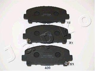 JAPKO 50409 | К-т дисков. тормоз. колодок | Купить в интернет-магазине Макс-Плюс: Автозапчасти в наличии и под заказ