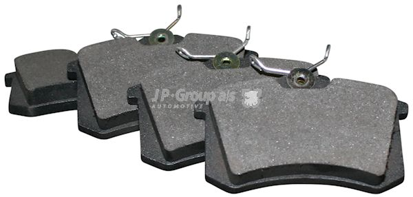 JP GROUP 1163705310 | Колодки тормозные дисковые | Купить в интернет-магазине Макс-Плюс: Автозапчасти в наличии и под заказ