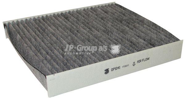 JP GROUP 1528101100 | Фильтр салона Стандарт | Купить в интернет-магазине Макс-Плюс: Автозапчасти в наличии и под заказ