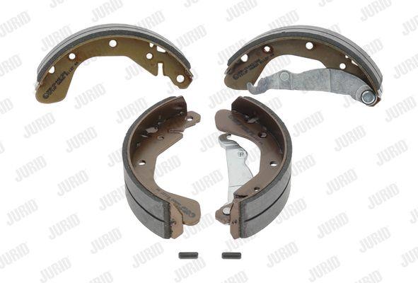 JURID 362218J | Колодки торм.бараб.(200x46) | Купить в интернет-магазине Макс-Плюс: Автозапчасти в наличии и под заказ