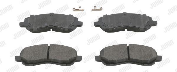 JURID 573278J | Колодки тормозные | Купить в интернет-магазине Макс-Плюс: Автозапчасти в наличии и под заказ