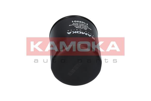KAMOKA F102201   фильтр масляный двс   Купить в интернет-магазине Макс-Плюс: Автозапчасти в наличии и под заказ