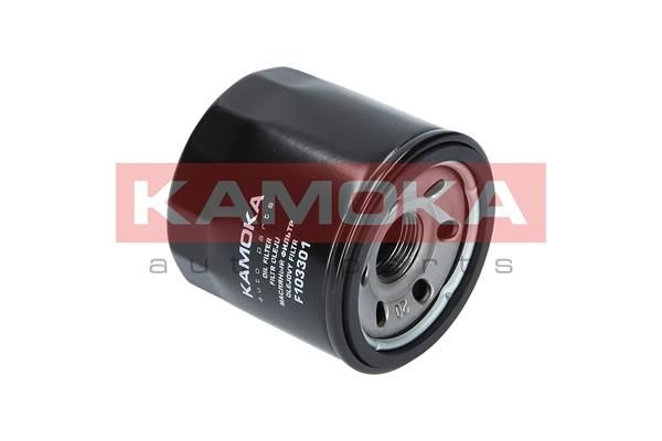KAMOKA F103301   фильтр масляный двс   Купить в интернет-магазине Макс-Плюс: Автозапчасти в наличии и под заказ