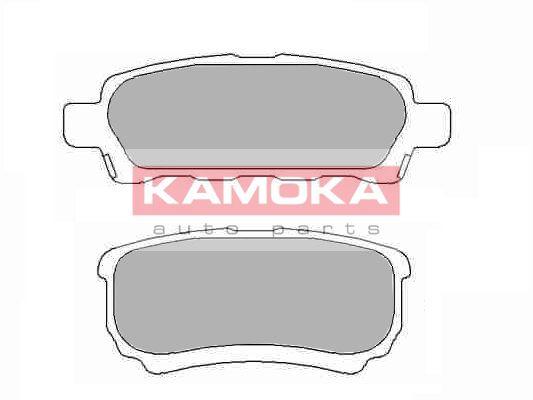 KAMOKA JQ101114   Комплект тормозных колодок, дисковый тормоз   Купить в интернет-магазине Макс-Плюс: Автозапчасти в наличии и под заказ