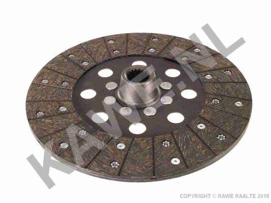 KAWE 2098 | Tarcza sprzegla (280mm) | Купить в интернет-магазине Макс-Плюс: Автозапчасти в наличии и под заказ
