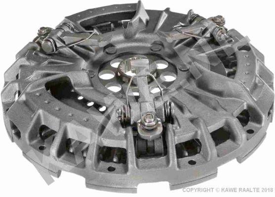 KAWE 6200 | Docisk sprzegla (320mm) FENDT 300 | Купить в интернет-магазине Макс-Плюс: Автозапчасти в наличии и под заказ